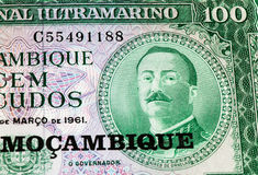 Currency banknote of Africa Stock Image
