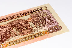 Currency banknote of Africa Stock Photos