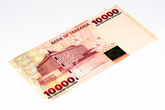 Currency banknote of Africa Royalty Free Stock Photo