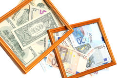 Currency box Stock Photos