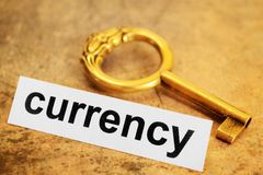 Currency concept Royalty Free Stock Images