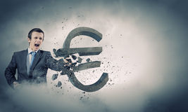 Currency concept Royalty Free Stock Photography