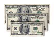 Currency, currency, currency ... Royalty Free Stock Photo