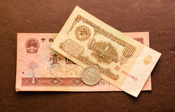 Currency different countries banknotes Stock Photography