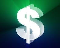 currency dollar us Στοκ Εικόνες