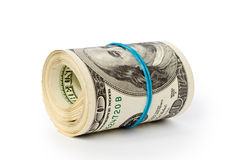 Currency dollars Royalty Free Stock Photography
