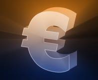 currency euro Στοκ Εικόνα
