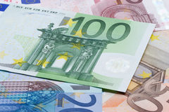 Currency euro Stock Photo