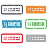 Currency exchange sign icon. Currency converter Royalty Free Stock Images