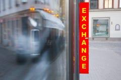 Currency exchange. Stock Image