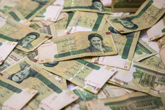 Currency of Iran Royalty Free Stock Photos