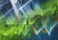 Currency Money Trading Concept Stock Photo