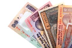 Currency notes Stock Photo