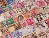 Currency notes Royalty Free Stock Images