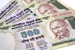 Currency notes Stock Photography