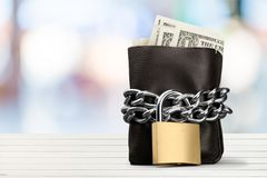 Currency Protection Royalty Free Stock Photos
