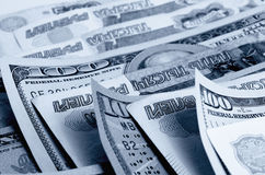 Currency speculation the ruble dollar. Royalty Free Stock Photography