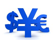Currencys Stock Photos