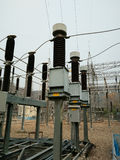 Current transformer CT. Stock Photo