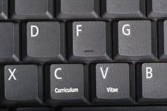 Curriculum Vitae Stock Images