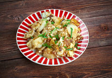 Curried Hash Brown Scramble Stock Photos