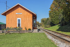 Curriers Train Depot Stock Photography