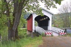 Currin River Covered Bridge Oregon Transportation Stock Images
