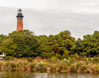 Currituck Beach Light Station Royalty Free Stock Image