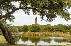 Currituck Beach Light Station Royalty Free Stock Images