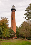 Currituck Beach Light Station Stock Photo