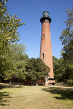 Currituck Beach Lighthouse stock photo