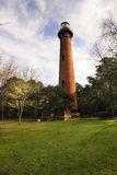 Currituck Beach Lighthouse Royalty Free Stock Photos