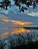 Currituck dziedzictwa park na Pólnocna Karolina Zewnętrznych bankach zdjęcie royalty free