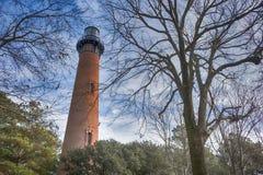 Currituck-Leuchtturm Lizenzfreies Stockbild