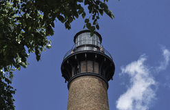Currituck Lighthouse. Outbanks North Carolina Stock Images
