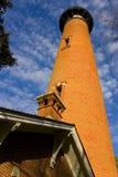 Currituck Strand-Leuchtturm Lizenzfreies Stockfoto