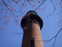 Currituck Strand-Leuchtturm Lizenzfreie Stockfotografie