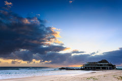 Currumbin Vikings surf club restaurant Royalty Free Stock Images