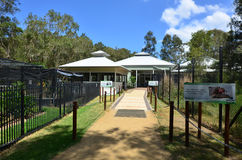 Currumbin Wildlife Sanctuary Hospital Royalty Free Stock Photo
