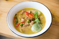 curry зеленый цвет стоковая фотография rf