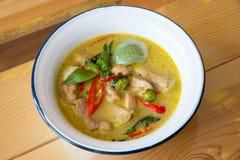 curry зеленый цвет Стоковые Изображения
