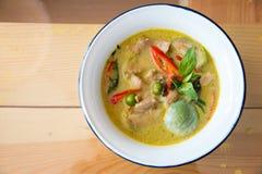 curry зеленый цвет стоковое фото