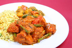 curry инец Стоковые Изображения