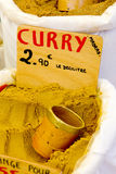 curry Royaltyfri Bild