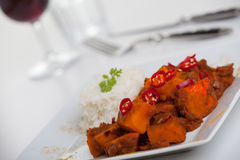 Curry Royalty Free Stock Images