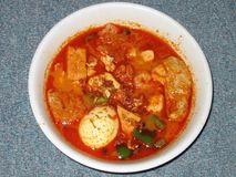 curry Obraz Royalty Free