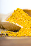 Curry fotografía de archivo libre de regalías