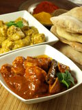 Curry chicken Royalty Free Stock Photography