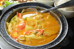 Curry Chicken Stock Images
