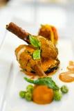 Curry dei pesci Immagini Stock Libere da Diritti